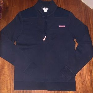 Navy Vineyard Vines shep shirt